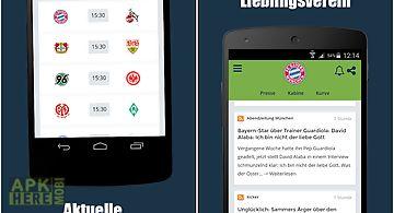 Fußball bundesliga app