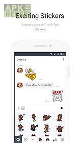 line lite: free messages