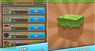 Mine clicker - clicking game