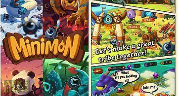 Minimon: adventure of minions
