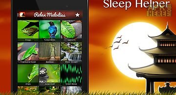 Relax meditation: sleep sounds