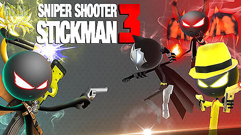 sniper shooter stickman 3: fury