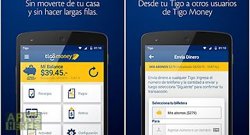 Tigo money el salvador
