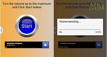 Volume booster amplifier 2016