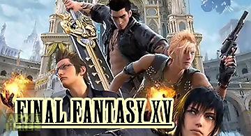 Final fantasy 15: a new empire