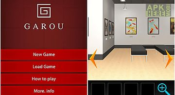 Garou - room escape game -