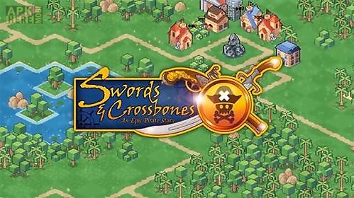 swords and crossbones: an epic pirate story