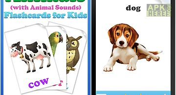 Animal sounds free kids games