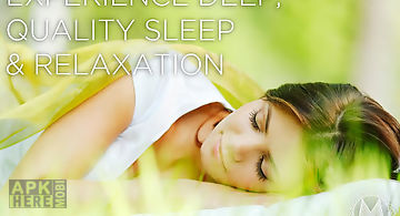 Deep sleep and relax hypnosis