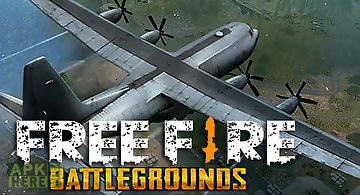 Free fire: battlegrounds
