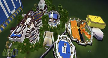 Skywars map for mcpe for Android free download at Apk Here