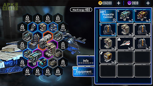 Galaxy Reavers Space Rts For Android Free Download At Apk Here