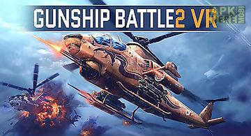 Gunship battle 2 vr