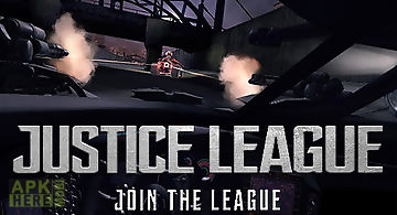Justice league vr: join the leag..