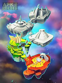 lion superheroes adventure puzzle quest