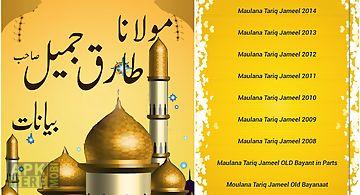 Mulana tariq jameel lectures