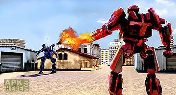 Robot war revolution online