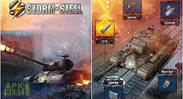 Storm of steel: tank commander