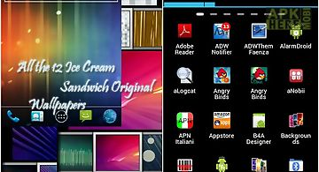 Tiwiz ics theme