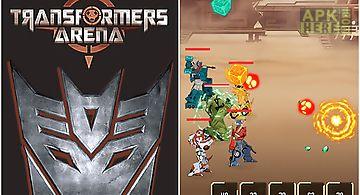 Transformers arena