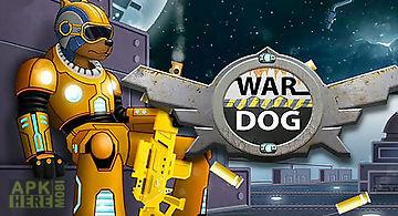 Wardog shooter: space attack