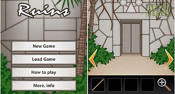 Ruins - escape game -