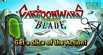 Cartoon wars: blade