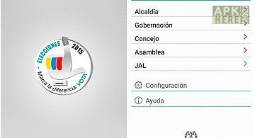 Elecciones colombia 2015