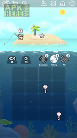 kitty cat island: 2048 puzzle