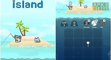 Kitty cat island: 2048 puzzle