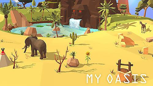 my oasis: grow sky island