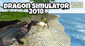 Dragon simulator 2018: epic 3d c..