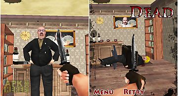 Knife king2-shoot boss 3d