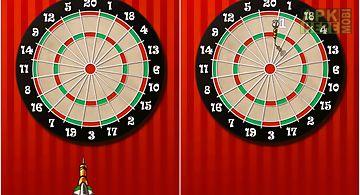 501 darts worldcup shoot