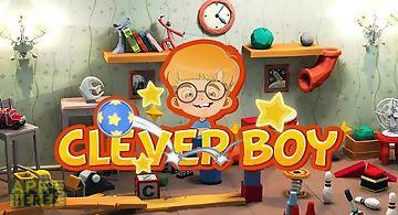 Clever boy: puzzle challenges