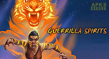 Guerrilla spirits: tactical rpg