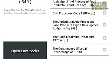 Indian bare acts (law books)