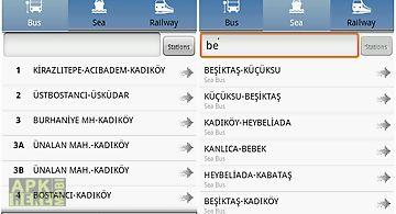Istanbul ulasim