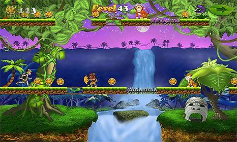 run boy: jungle adventures