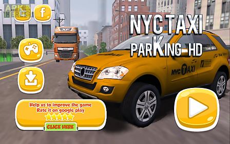 taxi parking hd