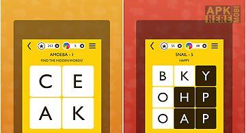 Word trek - brain game app