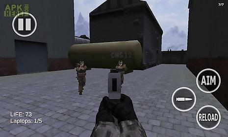 fps war - shooter simulator 3d