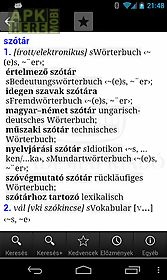hungarian-german dictionary