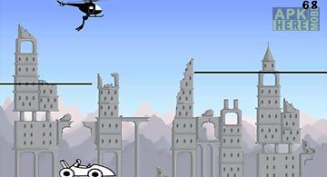 Impossible stickman escape