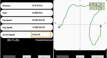Quick gps distance meter free