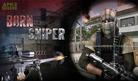 born sniper assassin 3d