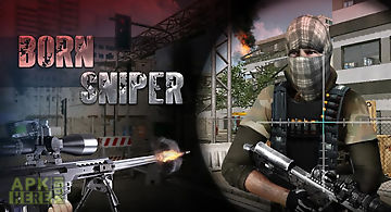 Born sniper assassin 3d
