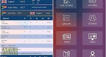 Live cricket scores 2016