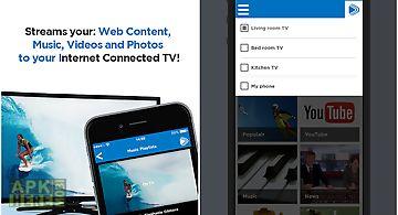 Samsung tv media center