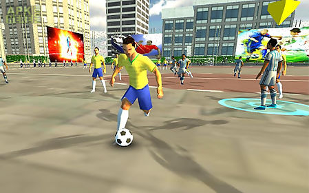 soccer street star